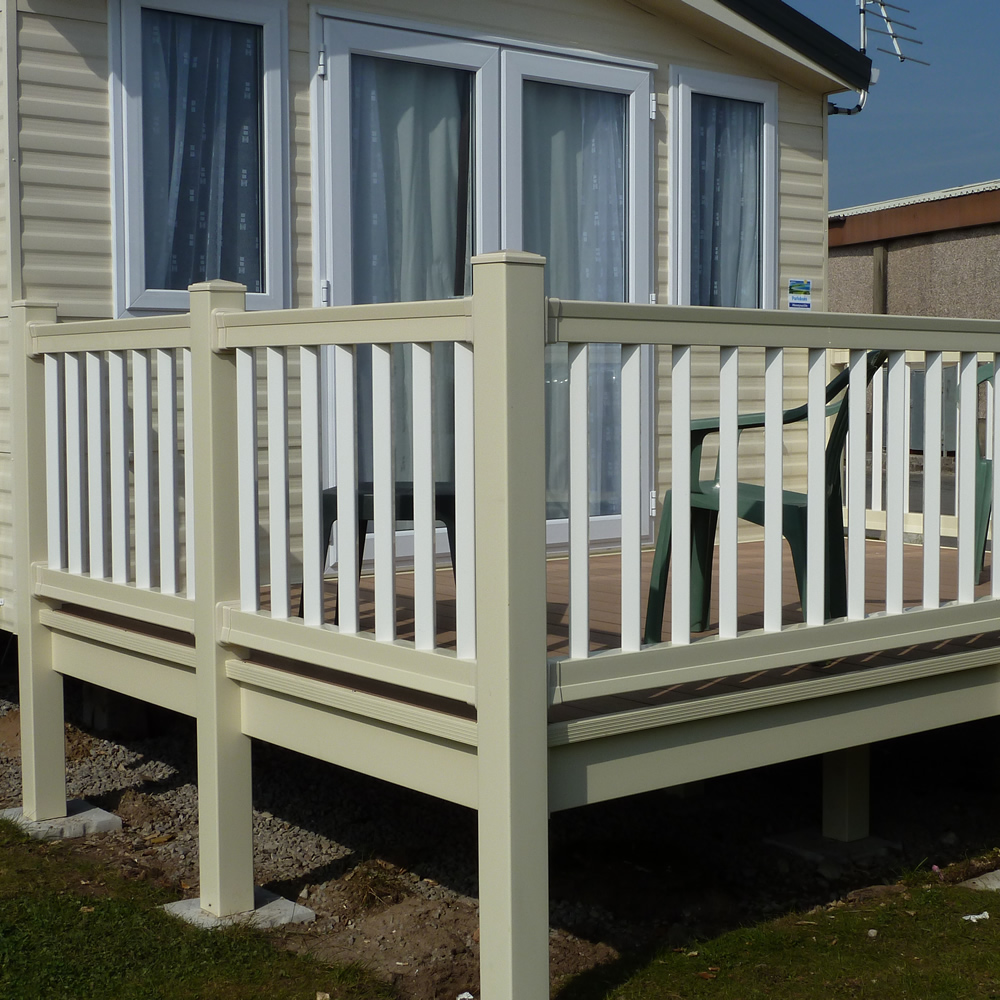 Upvc Spindles World Of Decking