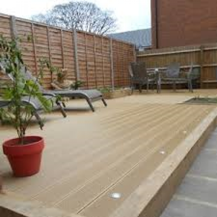 Decking kits uk simple a round deck with decking kits uk cool