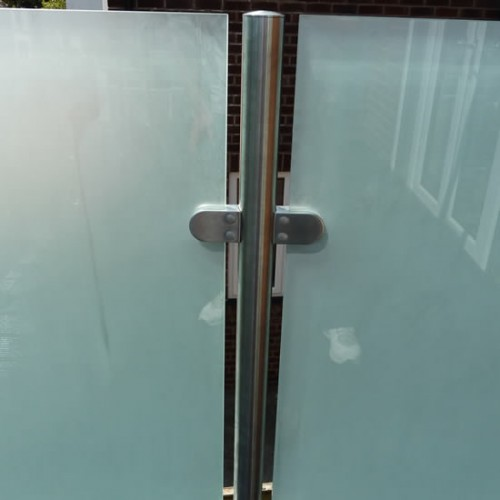 Toughened Glass - Frosted