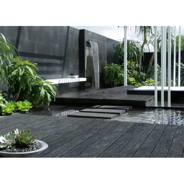 Millboard Carbonised Embered Deck Boards World Of Decking