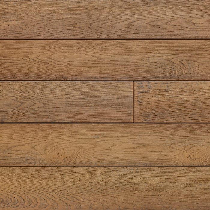 Millboard enhanced grain coppered oak deck boards world for What is the best wood for decking