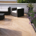 Millboard Enhanced Grain Golden Oak Deck Board