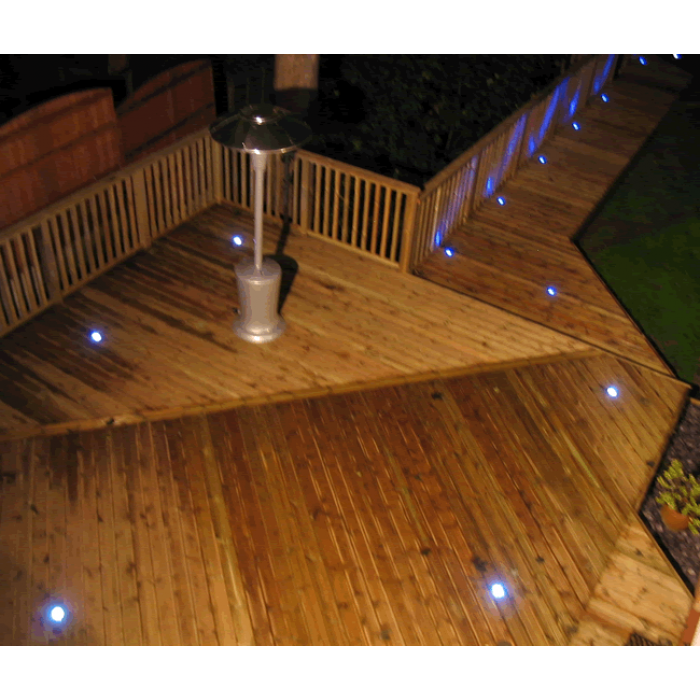 deck led light kit world of decking