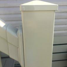 3. uPVC Handrail Posts