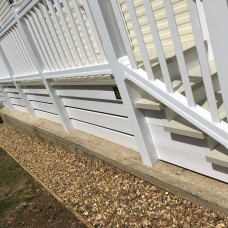 uPVC Sculptured Handrails